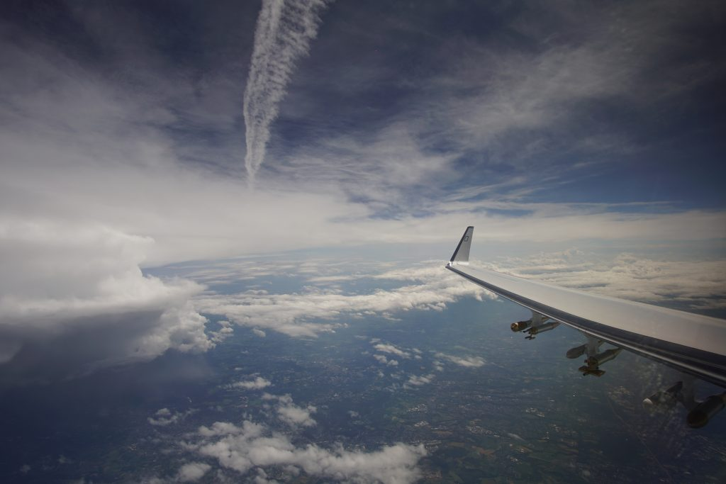 Convection, cirrus, contrails and instruments