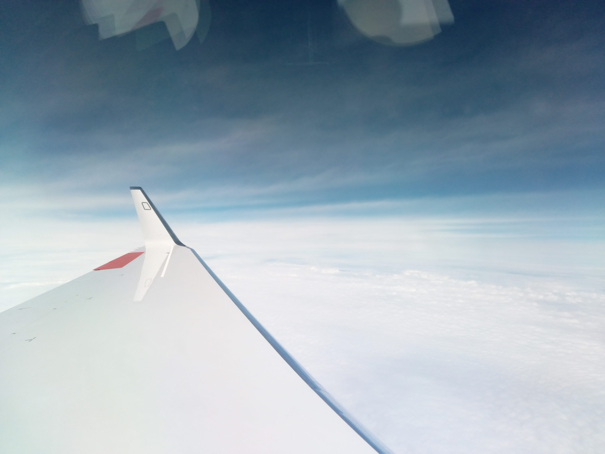 Flying in cirrus